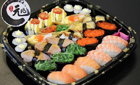 寿司系列产品海报