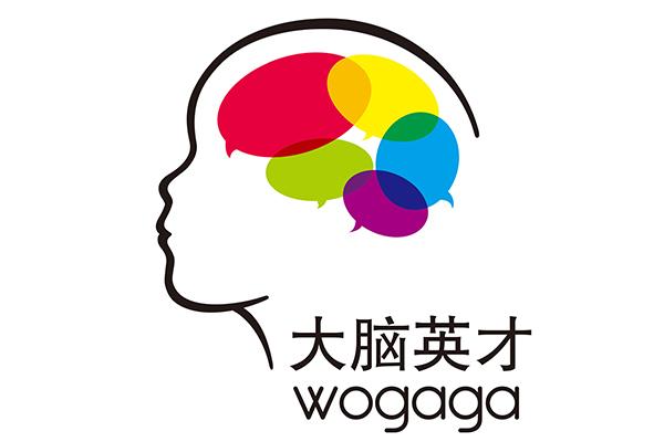 大脑电路板 logo