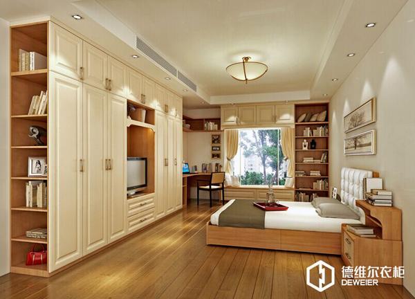 胡桃木家具铺复合板客厅装修