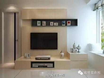 索菲亚衣柜加盟:这些年我们要用的电视柜