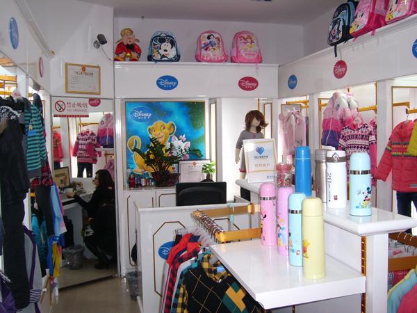 迪士尼童装加盟为你指导童装店面装修