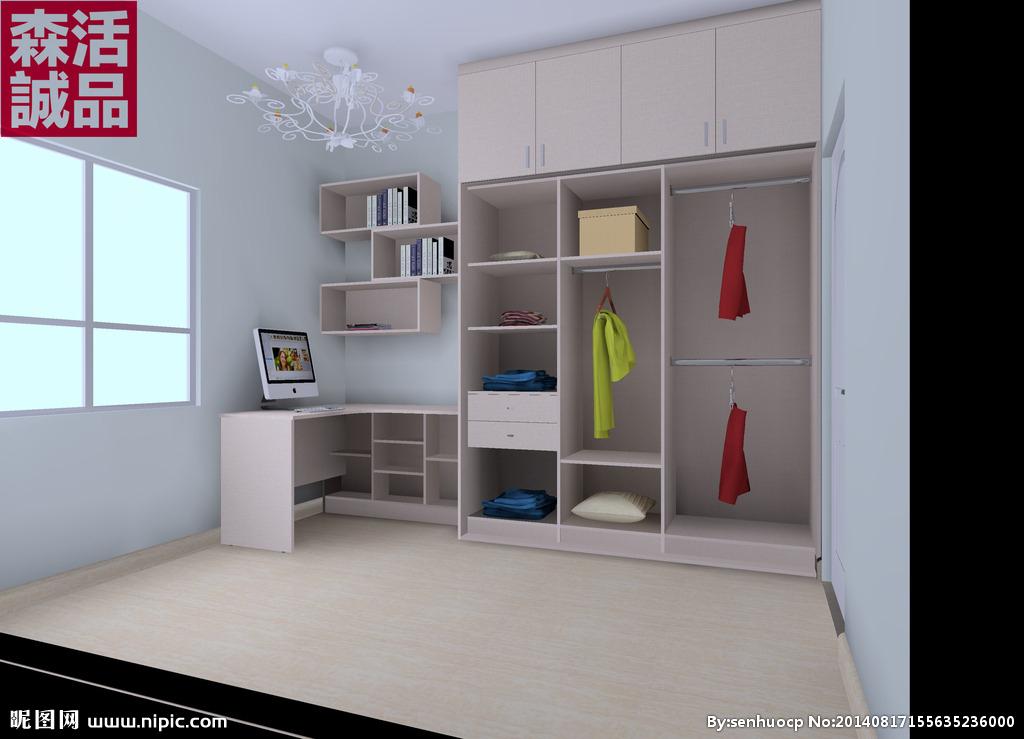 衣柜加盟|衣柜颜色搭配法则|中国品牌加盟网